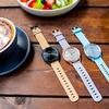 Купить Умные часы Garmin Vívomove HR Premium черный оникс со светло-коричневым кожаным ремешком 010-01850-00 по доступной цене