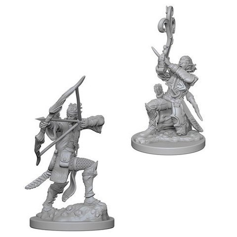 D&D Nolzur's Marvelous Miniatures - Elf Male Bard