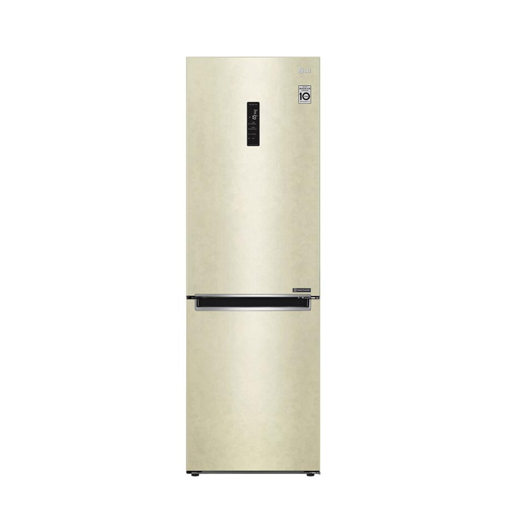 Холодильник LG с технологией DoorCooling+ GA-B459MESL фото