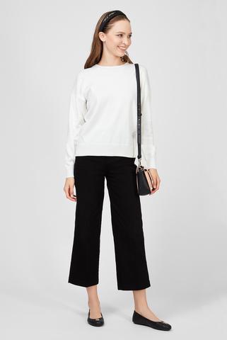 Женские черные джинсы BELL BOTTOM Tommy Hilfiger