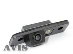 Камера заднего вида для Skoda Octavia II 04+ Avis AVS326CPR (#074)