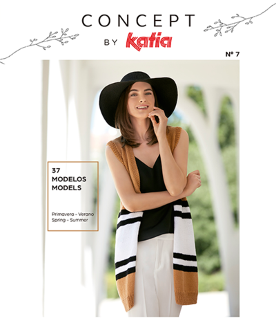Журнал CONCEPT #7 Katia