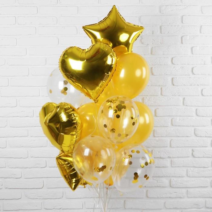 Фотозоны из шаров Букет шары с гелием №17 букет_17.jpg