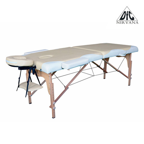 Массажный стол DFC NIRVANA Relax Biege / Cream (TS2021D_BC)