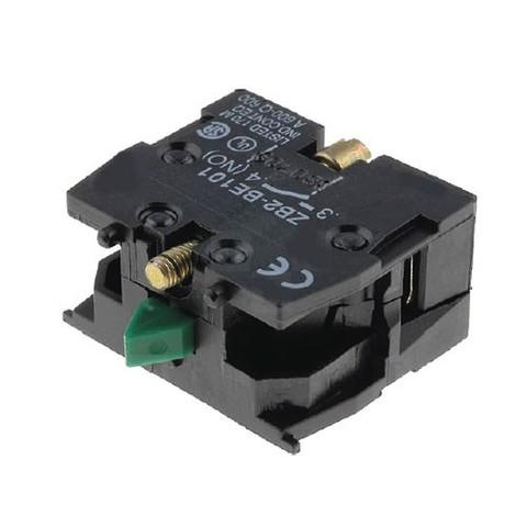 Доп. контакт для светосигн. арм. c мет. основанием 1з TDM