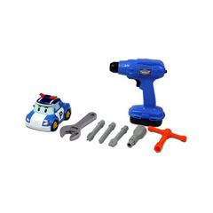 Robocar Poli Набор инструментов с Умной машинкой (83030)