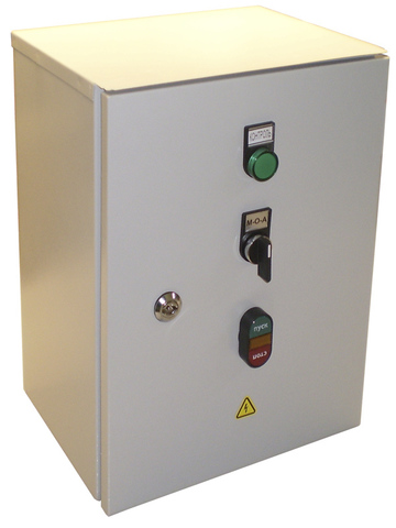 ЯУО 9602-4074 Ящик управления освещением (100 А, фотореле) IP54