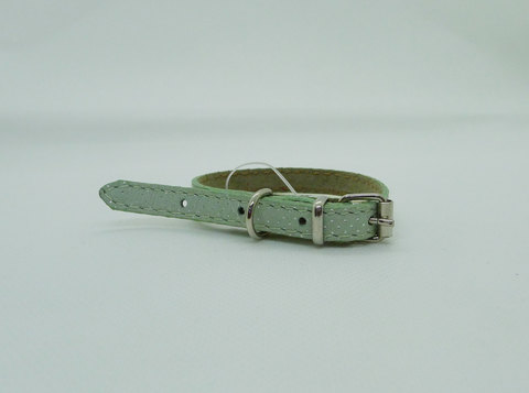 ZooMaster ошейник №10 кожа размер 25 см (2)
