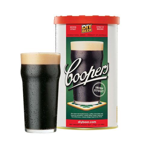 Экстракт COOPERS Irish Stout 1,7 кг.