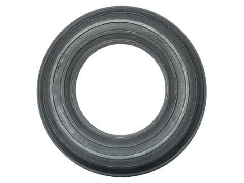 Эспандер кольцо , большой, ребристый, нагрузка 65 кг, чёрный :(23018 AR):