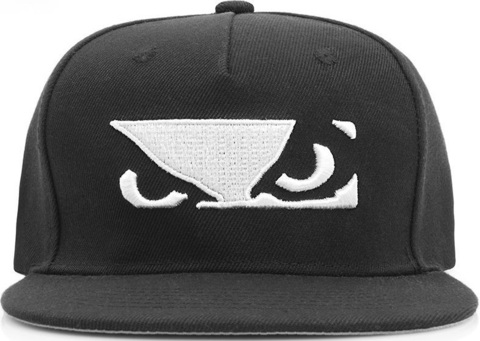 Бейсболка/Кепка Bad Boy Stand Out Snapback Cap Black