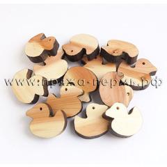 Подвеска деревянная можжевельник
