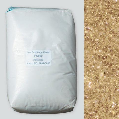 Смола катионообменная Puresin PC002 (25л/20кг)