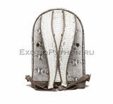 Рюкзак из кожи питона BG-247