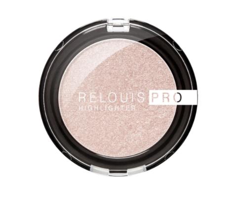 RELOUIS Хайлайтер компактный PRO highlighter тон 01 Pearl