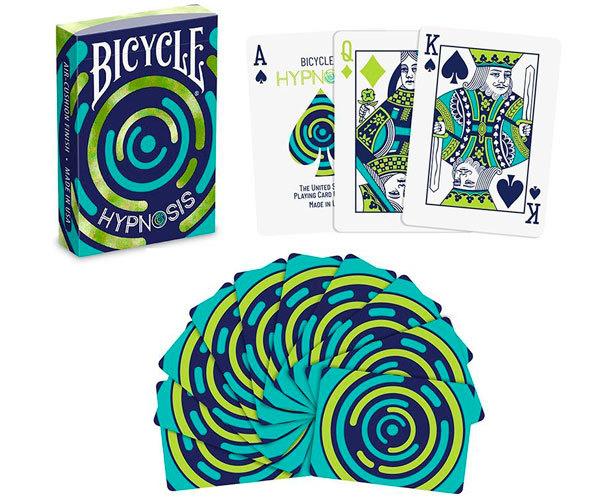 Игральные карты Bicycle Hypnosis