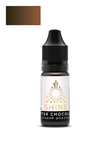 Горький шоколад • SHINE • пигмент для бровей