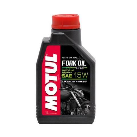 Вилочное масло Motul Fork Oil Expert Light 15W 1L