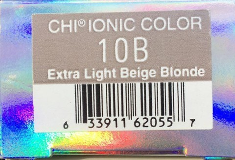 Крем-краска CHI Ионик 10 B 85 гр