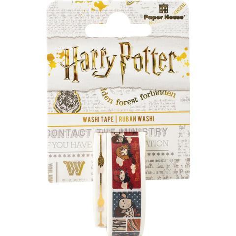 Набор скотчей- Washi Tape Harry Potter(TM) - Chibi Scenes -2шт