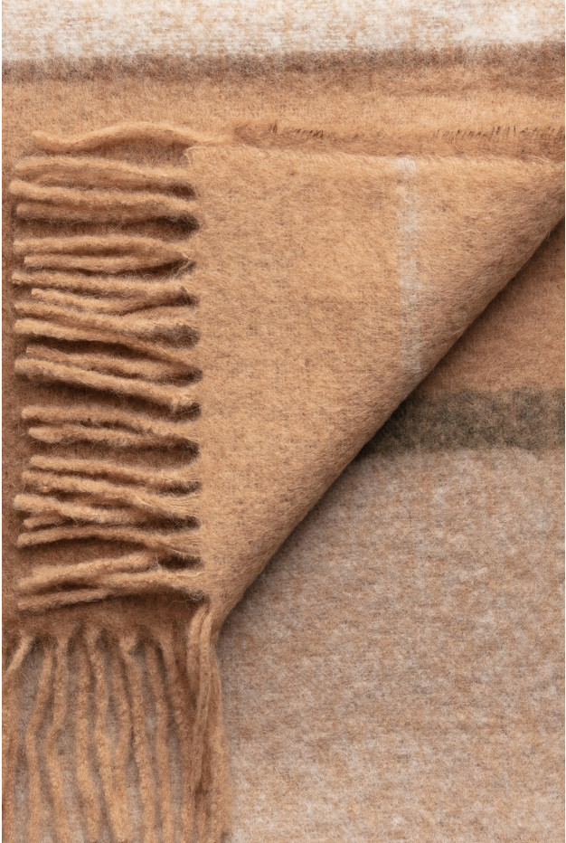 NOVELLA - Длинный шарф из альпаки