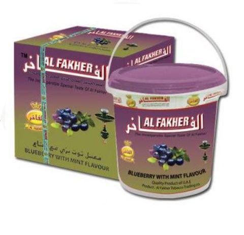 Al Fakher - Черника с мятой, килограмм