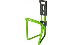 Флягодержатель SIMPLA ALU-STAR (зелёный)