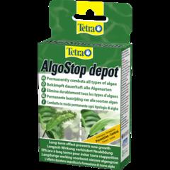 Средство против водорослей, Tetra AlgoStop Depot, длительного действия, 12 таб.
