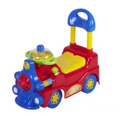 Baby Care Каталка детская Train (цвета в ассортименте) (406TR)