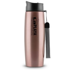 Кружка-термос LaPlaya (ЛаПлая) Thermo Mug SS Strap 0.5 L Pink