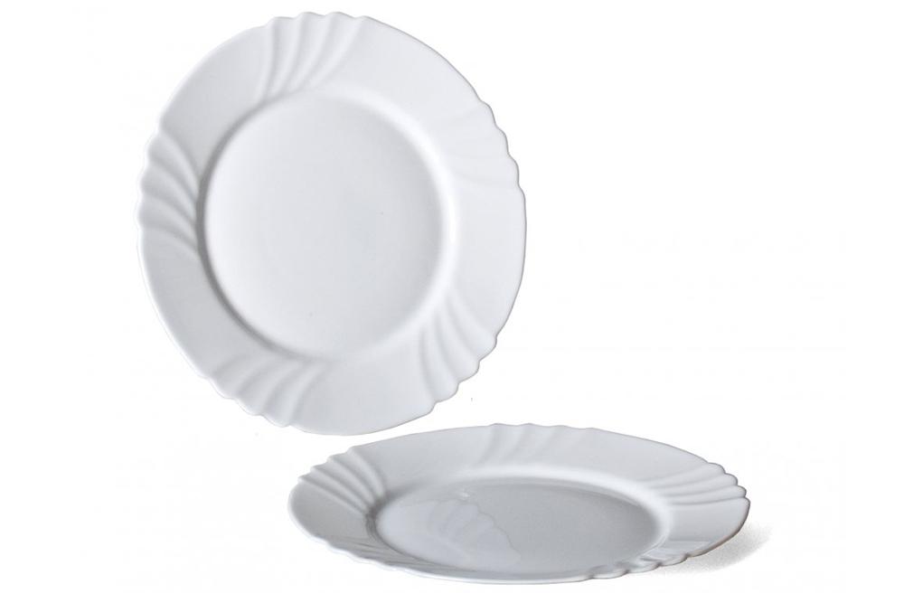 Тарелки Тарелка обеденная 25см Bormioli Rocco Ebro big116602.jpg