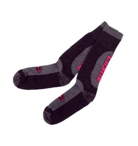 Женские носки термо Castle X Regulator Lady Grey/Pink