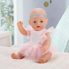 Baby Born интерактивная кукла, голубые глазки