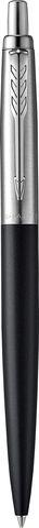 💥 Шариковая ручка Parker Jotter XL, Black CT, стержень: M