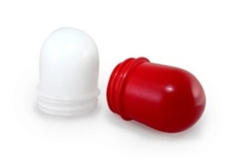 Рассеиватель РПА  85-80 колба-пластик (красный) TDM