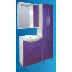 Мебель для ванной комнаты Грация виолетта
