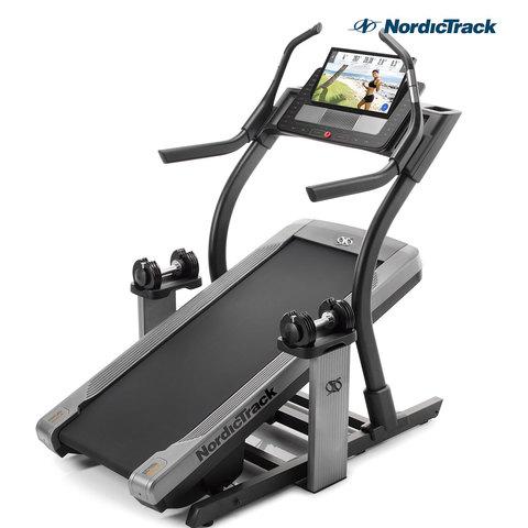 Беговая дорожка NordicTrack Incline Trainer X22i