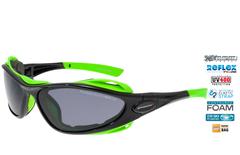 Поляризационные Очки Goggle Ayura+ Black-Lime