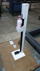 Дозатор для антисептика напольный 1 литр
