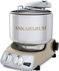 Тестомес комбайн Ankarsrum AKM6230SG Assistent брызги шампанского (базовый комплект)