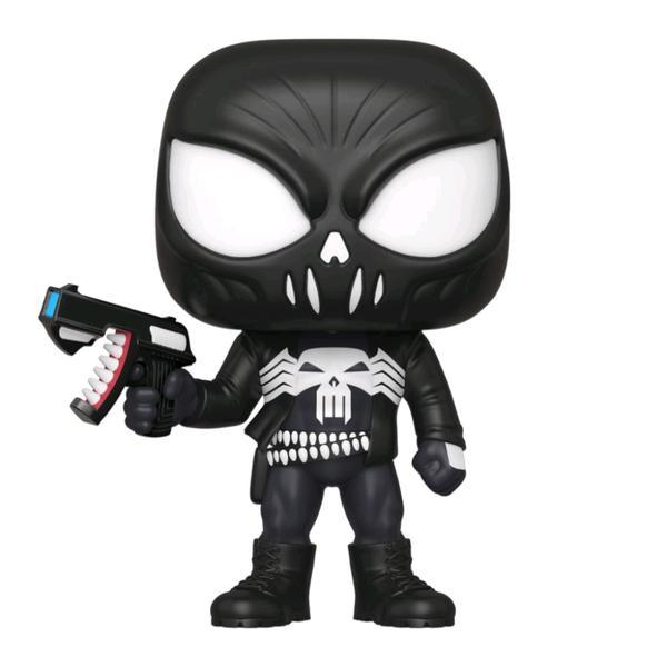 Фигурка Funko POP! Bobble: Marvel: Marvel Venom S3: Punisher 46453