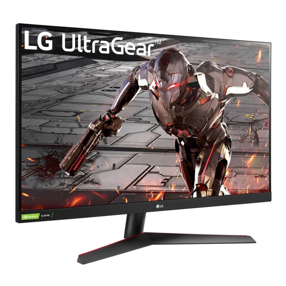 Full HD IPS монитор LG UltraGear 32 дюйма 32GN550-B фото 3