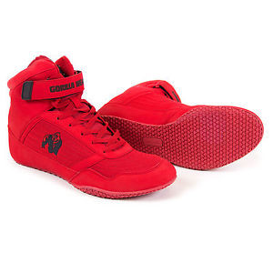 Кроссовки High Tops Red