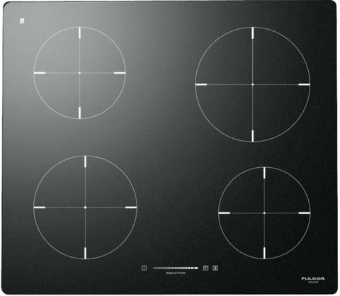 Индукционная варочная панель Fulgor-Milano CH 604 ID TS BK