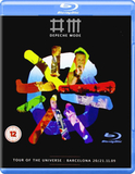 Depeche Mode / Tour Of The Universe : Barcelona 20/21.11.09 (2Blu-ray)