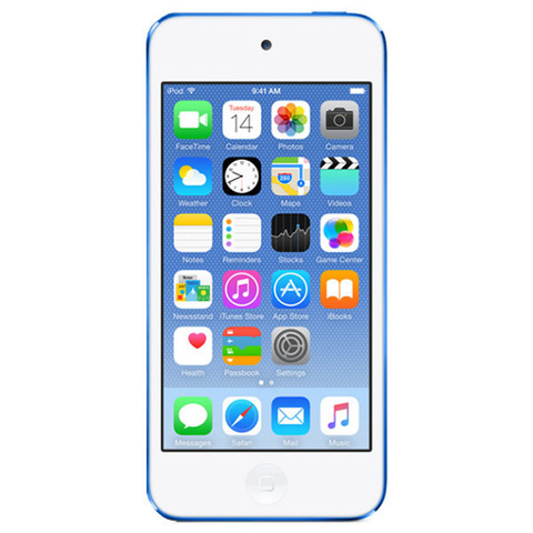iPod Touch 6 64GB Blue