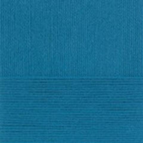 Детская объемная 14 Морская волна, Пехорка, пряжа, фото