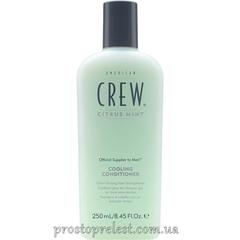 American Crew Refreshing Body Wash Citrus Mint Гель для душа освежающий