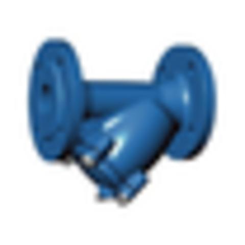 Фильтр сетчатый Y-образный чугун Ду 15 Ру16 Тмакс=300 oC фл F3240N Tecofi F3240N-0015