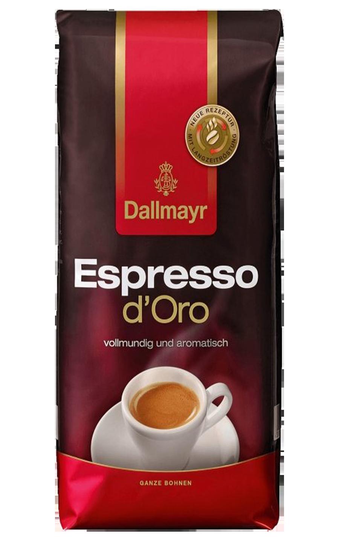 Кофе в зернах Dallmayr Espresso d'Oro 500 гр